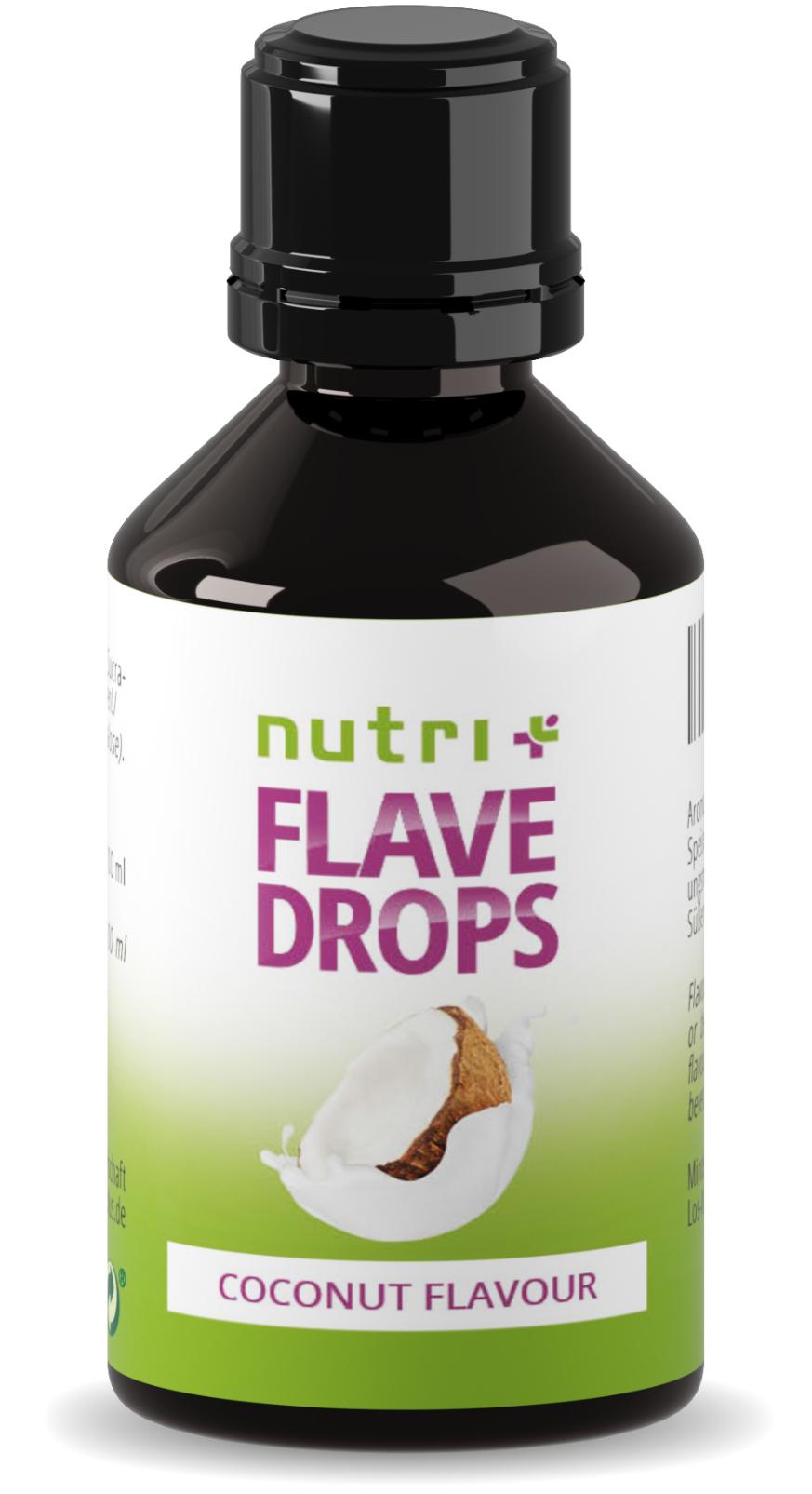 nutri+ Flave Drops - Aroma-Tropfen 30ml