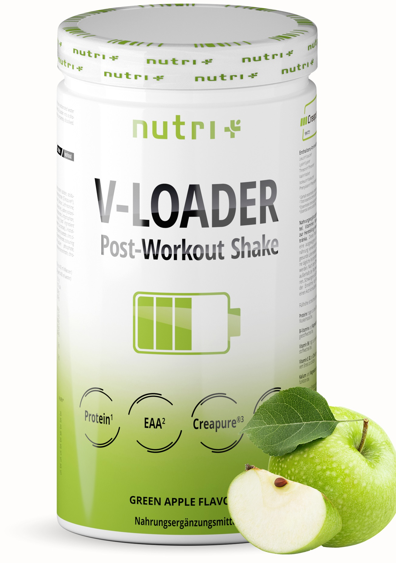 nutri+ V-Loader - Post-Workout Shake