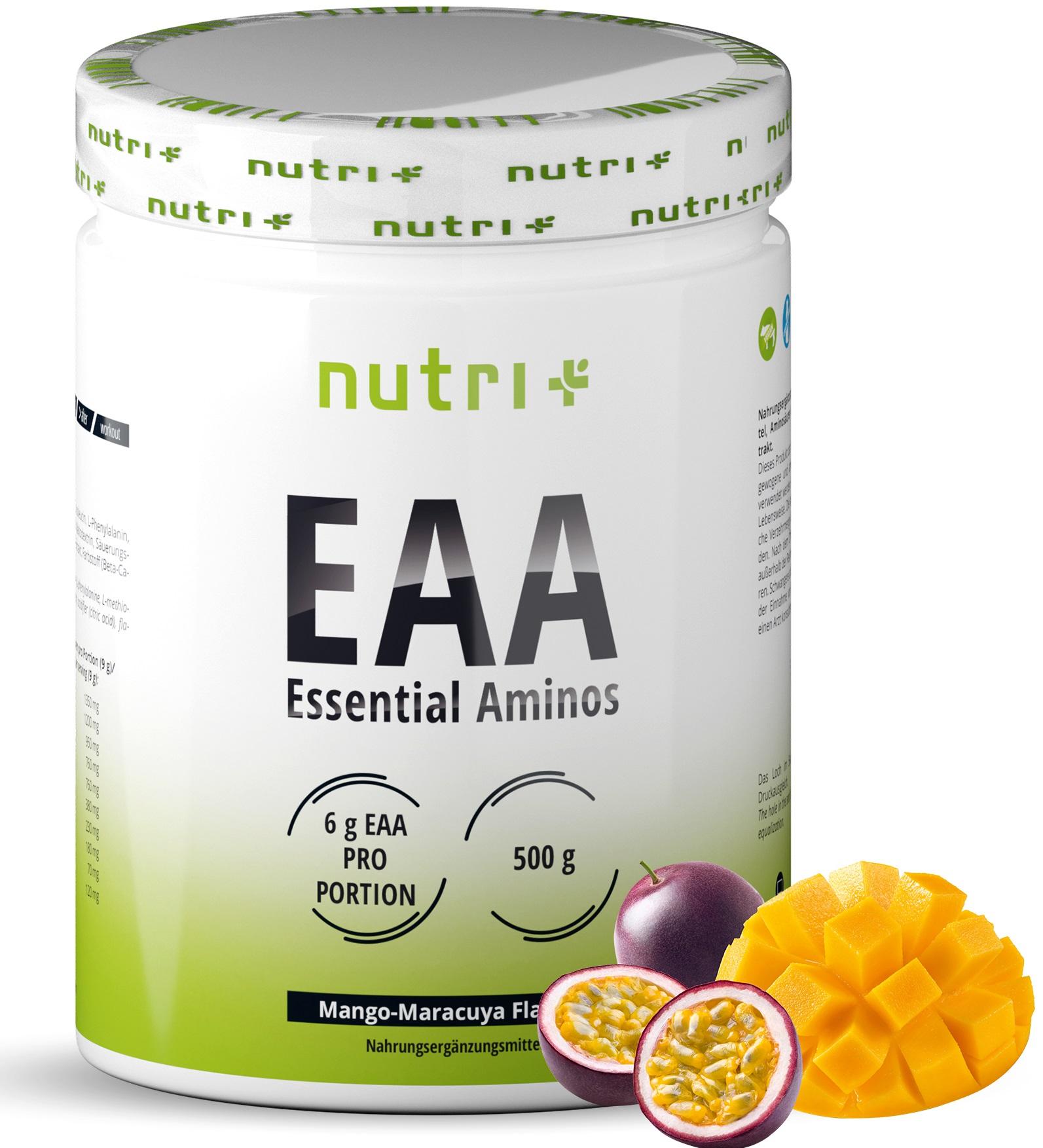 nutri+ EAA Instant Pulver