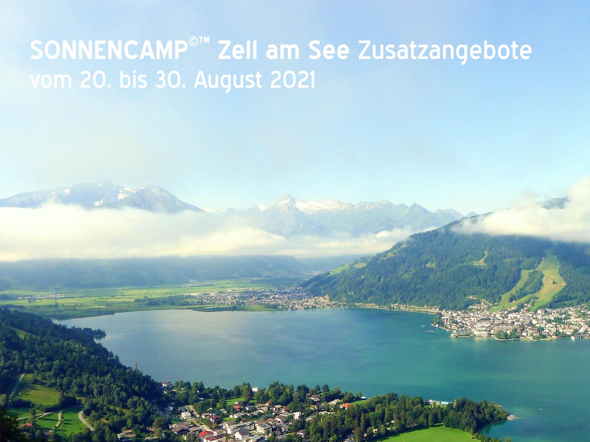 SONNENCAMP©™ Zell am See - Zusatzangebote   Teamabend